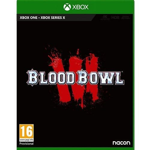 Blood Bowl 3 Xbox One Game